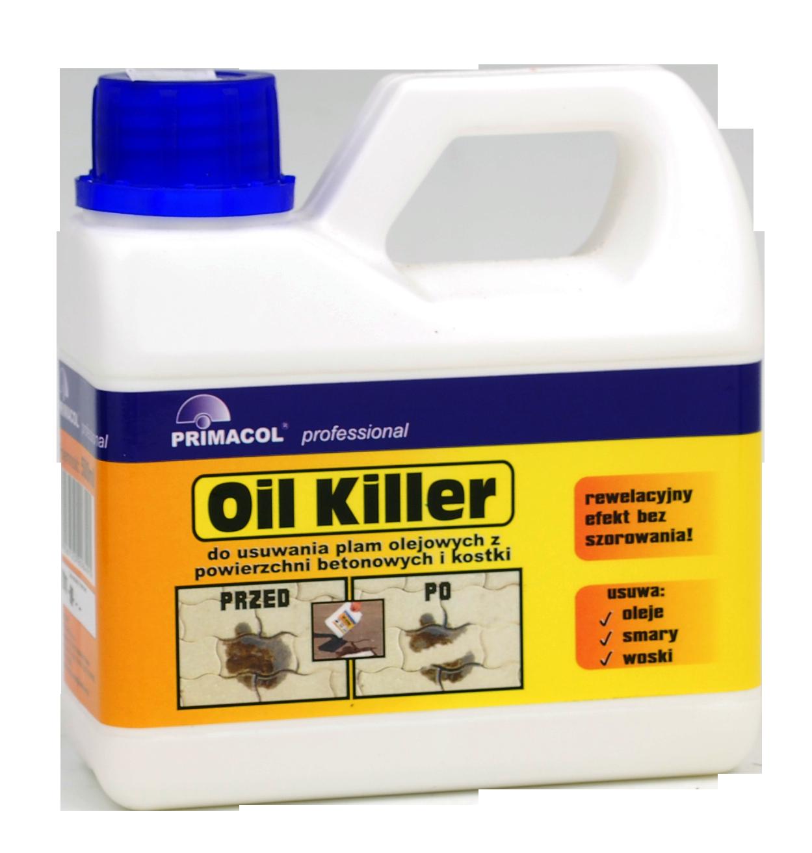 Oil killer oil plam remover 0 5 l sklepdecor for Garage oil stain remover