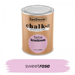 Farba kredowa Chalk-it Sweet Rose 0,75 l