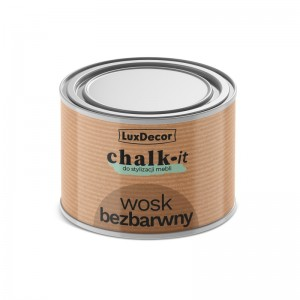 Wosk bezbarwny Chalk-it 0,4 l