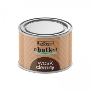 Wosk ciemny Chalk-it 0,4 l