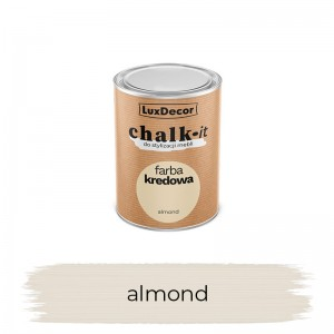 Farba kredowa Chalk-it Almond 125 ml