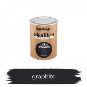 Farba kredowa Chalk-it Graphite 125 ml