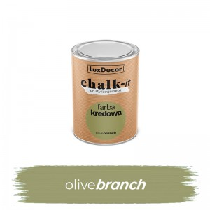 Farba kredowa Chalk-it Olive Branch 125 ml