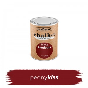 Farba kredowa Chalk-it Peony Kiss 125 ml