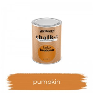 Farba kredowa Chalk-it Pumpkin 125 ml