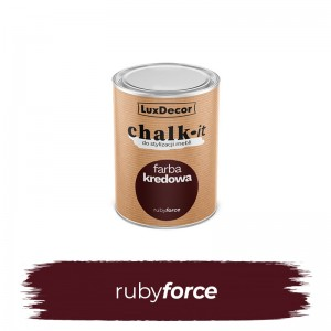 Farba kredowa Chalk-it Ruby Force 125 ml