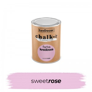 Farba kredowa Chalk-it Sweet Rose 125 ml