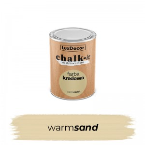 Farba kredowa Chalk-it Warm Sand 125 ml