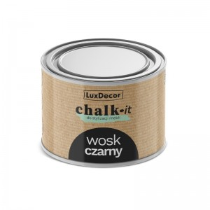 Wosk czarny Chalk-it 0,4 l
