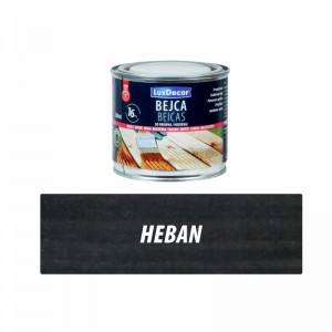 LuxDecor Bejca do drewna heban 200 ml
