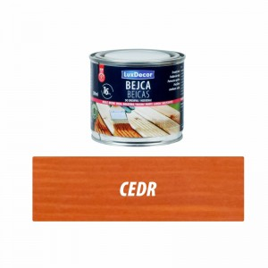 LuxDecor Bejca do drewna cerdr 200 ml