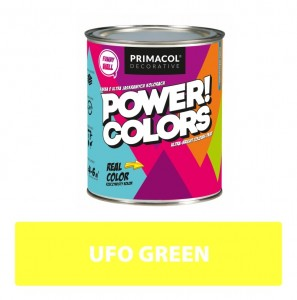 Farba Power!Colors Ufo green 0,75 l