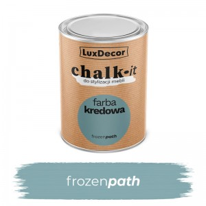 Farba kredowa Chalk-it Frozen Path 0,75 l